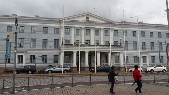 Helsinki City Hall (Kaupungintalo) Photo