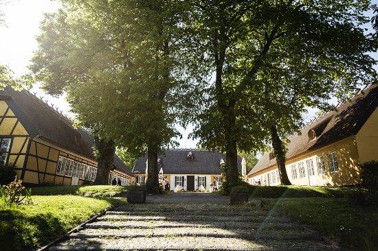 Bronshoej, Danmark: Restauranten