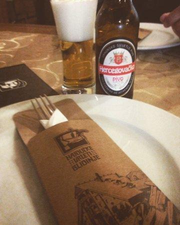 Blidinje Nature Park, Bósnia-Herzegovina: hercegovacko pivo