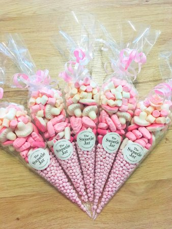 Lochgilphead, UK: Party favours....made to order.