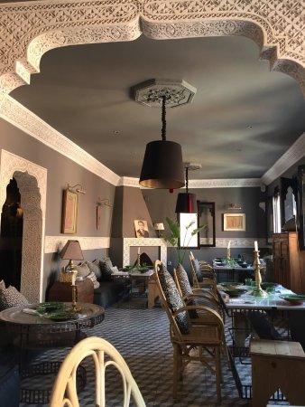 Salle A Manger Picture Of La Table De La Kasbah Marrakech