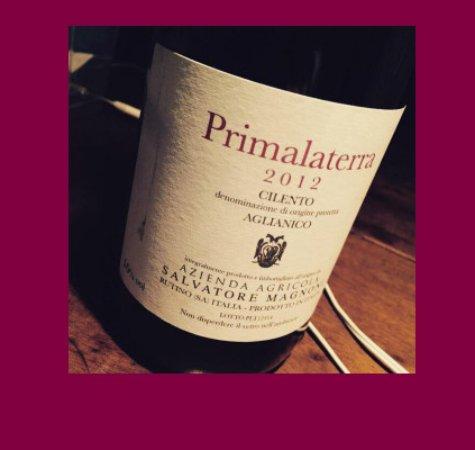 La Taverna a Santa Chiara: Il mitico vino di Salvatore Martusciello