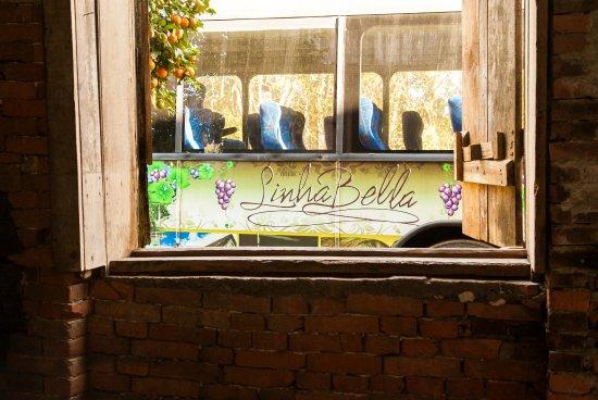 Excelente Restaurante Cantina / Tour Linha Bella