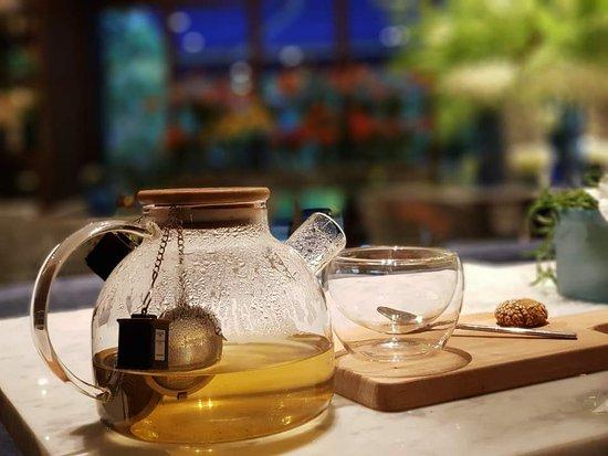 AYANA Midplaza JAKARTA: Tea house