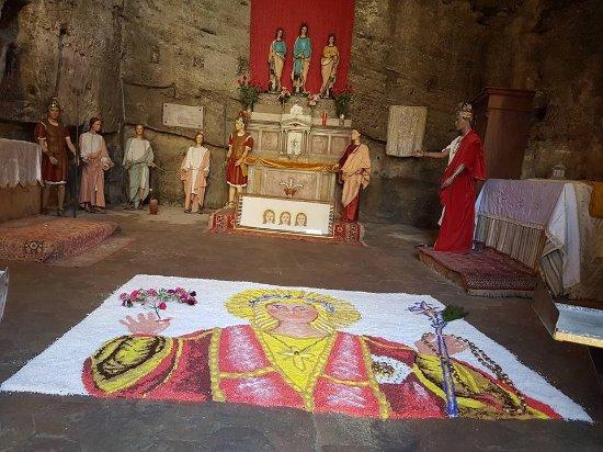 La Chiesa del Sacro Carcere dei Tre Santi