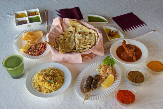 Al Wakra, Catar: Business Lunch