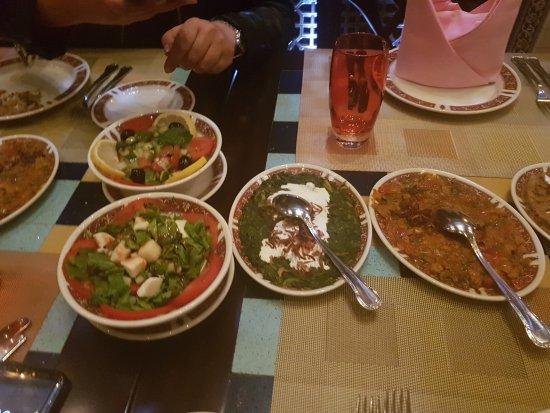 Shabestan: Appetizers