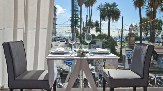 Terrazza Calabritto Naples Restaurant Reviews Photos