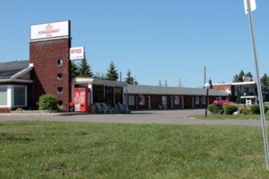 Kingsway inn thunder bay canada voir les tarifs et for Motel bas prix
