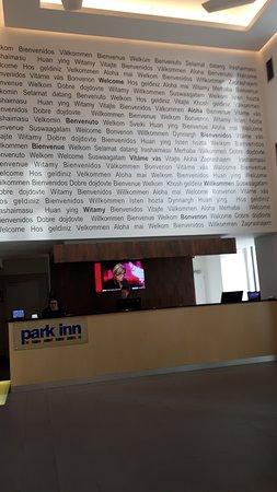Снимок Park Inn Hotel Prague