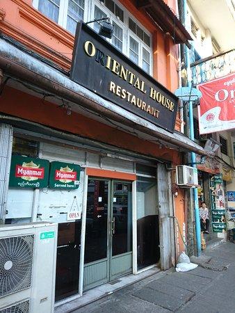 Oriental House Yangon Rangoon Restaurant Reviews