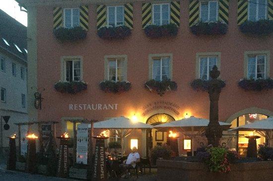 Oberndorf, ألمانيا: Grill Operning 