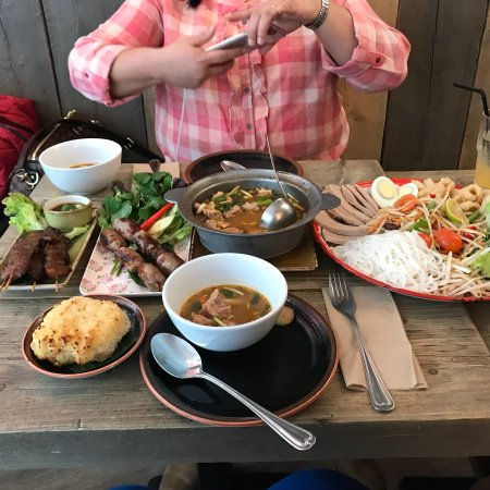 Lao Cafe London Review