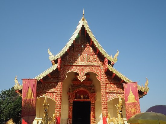 Wat Phra That Chom Thong