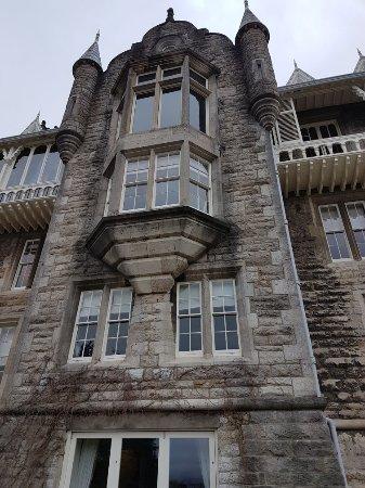 Chateau Rhianfa: Wonderful stay for Dwynwens Day Gift