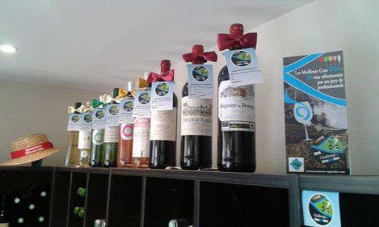 Sauveterre-De-Guyenne, Frankrike: Vins d'Entre-deux-Mers