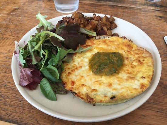 Trumansburg, NY: Food