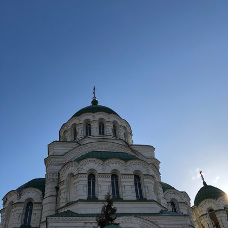 Church of Christ the Savior: Церковь Христа Спасителя