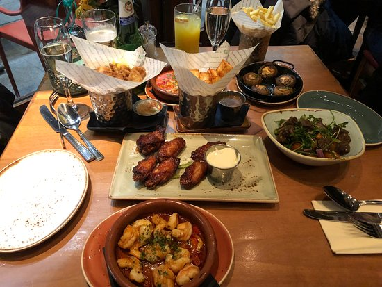 Bar estilo birmingham ladywood restaurant reviews for Food bar bham