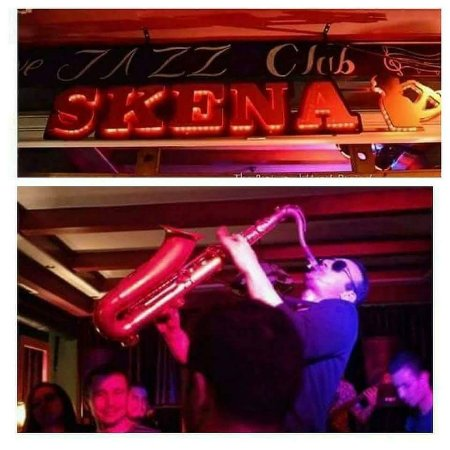 ‪SKENA-Jazz Club‬