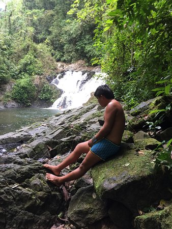 Manakin Adventures Panama: water fall