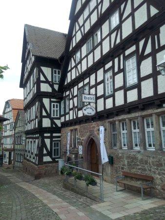 hotel schachtenburg schlitz tyskland omd men och prisj mf relse tripadvisor. Black Bedroom Furniture Sets. Home Design Ideas