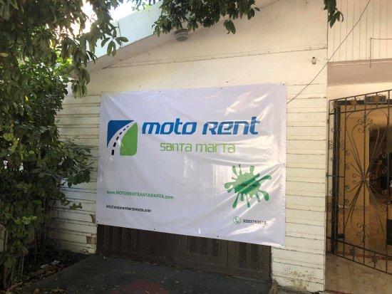 Moto Rent Santa Marta