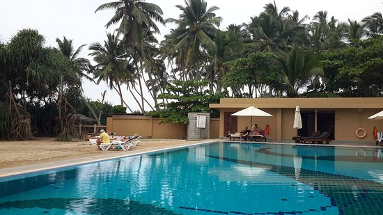 Turyaa Kalutara: Pool area