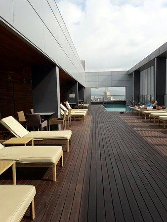 Hotel SB Diagonal Zero: 20170914_114547_large.jpg