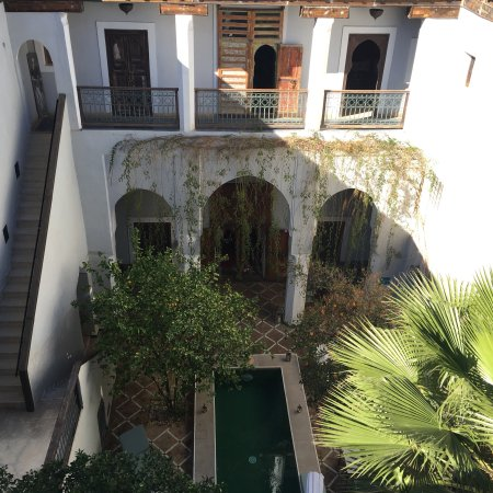 Le Rihani: Interno ed esterno