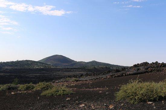 Arco, ID: Volcanic Landscape
