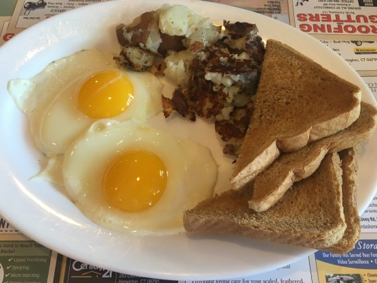 Harwinton, CT: Eggs