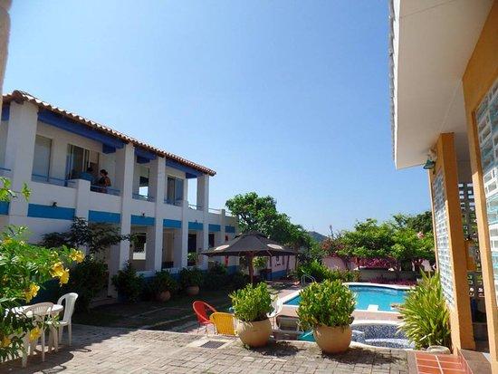 La provinciana hostel taganga colombia foto 39 s reviews en prijsvergelijking tripadvisor - Taganga dive inn ...