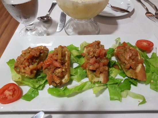 St. George Restaurant: Bruschetta