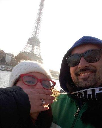 PARISCityVISION: Torre Eiffel
