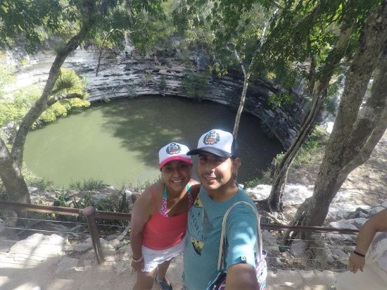 Sacred Cenote : Interesante