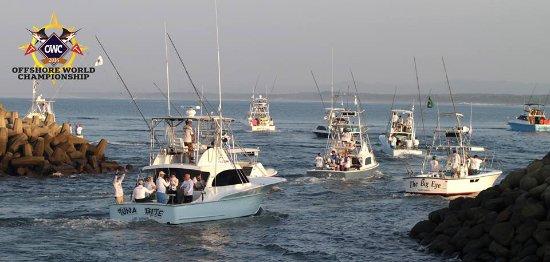 Drake Bay, Kosta Rika: Offshore World Championship 2017