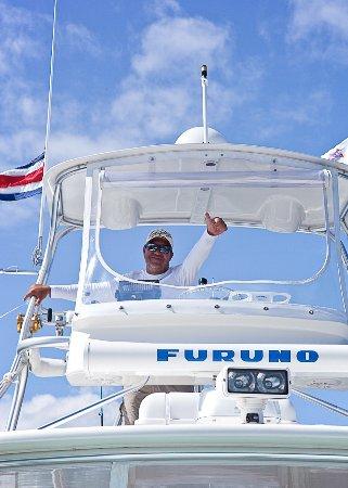Drake Bay, Kosta Rika: Captain Willy