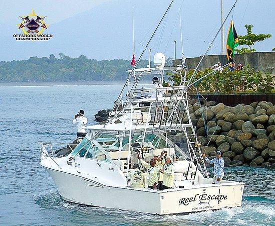 Drake Bay, Kosta Rika: Reel Escape @ Offshore World Championship