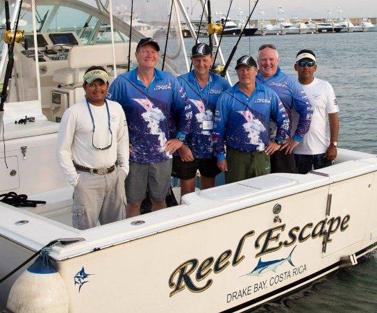 Drake Bay, Costa Rica: Offshore World Championship Team