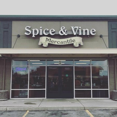 ‪Spice and Vine Mercantile‬