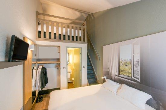 b b hotel bordeaux m rignac a roport france voir les tarifs et 76 avis. Black Bedroom Furniture Sets. Home Design Ideas