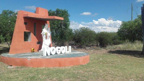 Entrada a Nogoli