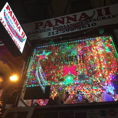 Panna ii garden indian restaurant new york city east - Panna ii garden indian restaurant ...