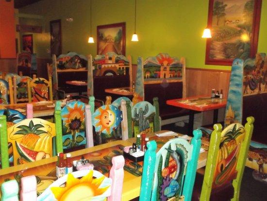 El Rancho : Joliment décoré à l'intérieur