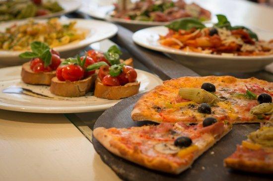 Ristorante Pizzeria La Vita Bella Oostkapelle Menu