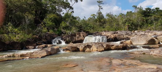 Rio On Pools: Paisaje