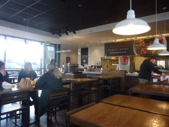 Kettering Fast Food Restaurants