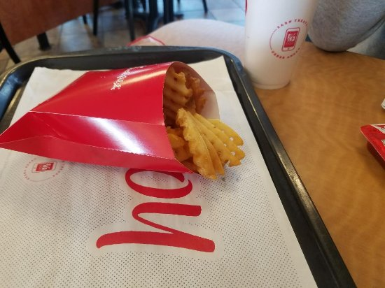 Waffle Fries - Picture of Chick-fil-A, Charleston - TripAdvisor
