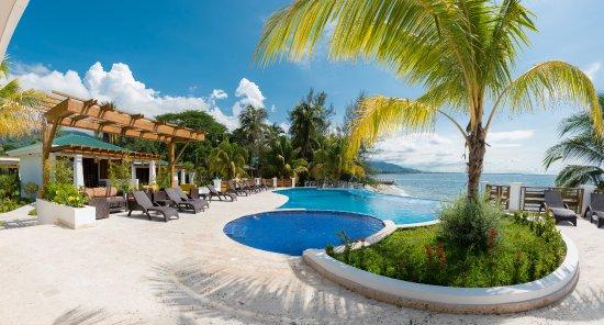 Pool - Picture of Paraiso Rainforest and Beach Hotel, Omoa - Tripadvisor